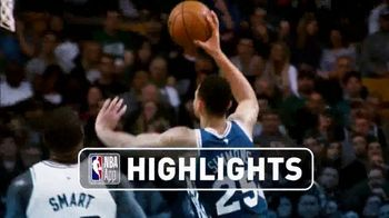 NBA App TV Spot, 'Follow Every Series'