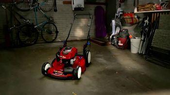 Toro Recycler With SmartStow TV Spot, 'Get Your Garage Back'