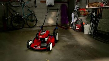 Toro Recycler With SmartStow TV Spot, 'Get Your Garage Back'