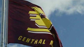 Central Michigan University TV Spot, 'Those Who Lead' - Thumbnail 1