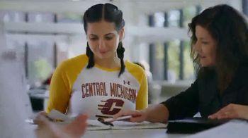 Central Michigan University TV Spot, 'Those Who Lead' - Thumbnail 3