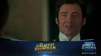 DIRECTV Cinema TV Spot, 'The Greatest Showman' - Thumbnail 1