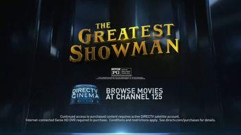DIRECTV Cinema TV Spot, 'The Greatest Showman' - Thumbnail 10