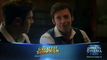DIRECTV Cinema TV Spot, 'The Greatest Showman' - Thumbnail 2