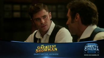 DIRECTV Cinema TV Spot, 'The Greatest Showman'