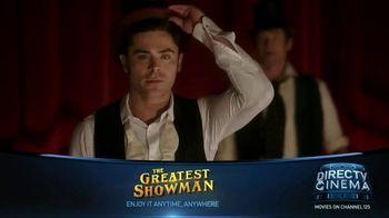 DIRECTV Cinema TV Spot, 'The Greatest Showman' - Thumbnail 4