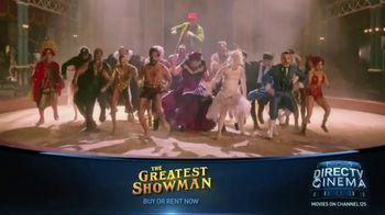 DIRECTV Cinema TV Spot, 'The Greatest Showman' - Thumbnail 6
