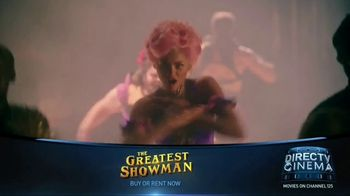 DIRECTV Cinema TV Spot, 'The Greatest Showman' - Thumbnail 8