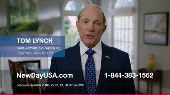 NewDay USA TV Spot, 'Veteran Assistance' - Thumbnail 1