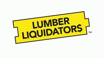 Lumber Liquidators April Sale TV Spot, 'Hardwood and Laminate' - Thumbnail 2