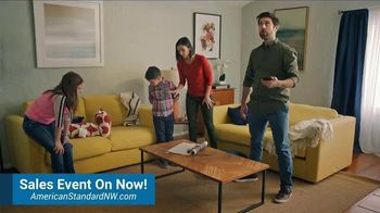 American Standard Set the Standard Sales Event TV Spot, 'Higher Standard' - Thumbnail 7