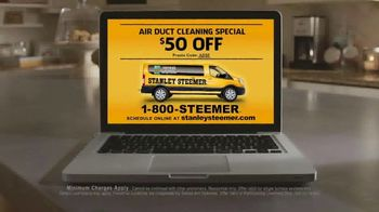 Stanley Steemer Air Duct Cleaning Special TV Spot, 'Deep Allergens' - Thumbnail 9