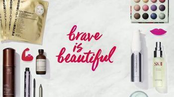 QVC TV Spot, 'Beauty with Benefits: Brave is Beautiful' - Thumbnail 7