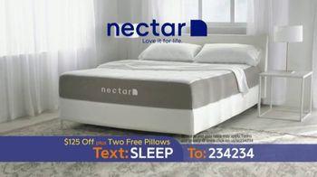 NECTAR Sleep TV Spot, 'Sleep Like a Baby' - Thumbnail 10
