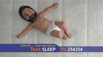 NECTAR Sleep TV Spot, 'Sleep Like a Baby'