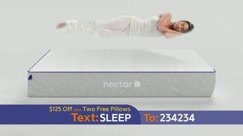 NECTAR Sleep TV Spot, 'Sleep Like a Baby' - Thumbnail 4