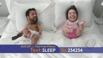 NECTAR Sleep TV Spot, 'Sleep Like a Baby' - Thumbnail 6
