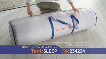 NECTAR Sleep TV Spot, 'Sleep Like a Baby' - Thumbnail 8
