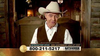 Nationwide Gold & Bullion Reserve TV Spot, 'At Cost Gold' - Thumbnail 10