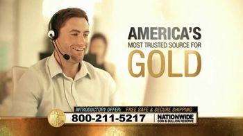 Nationwide Gold & Bullion Reserve TV Spot, 'At Cost Gold' - Thumbnail 5