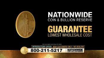Nationwide Gold & Bullion Reserve TV Spot, 'At Cost Gold' - Thumbnail 7