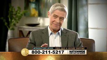 Nationwide Gold & Bullion Reserve TV Spot, 'At Cost Gold' - Thumbnail 8