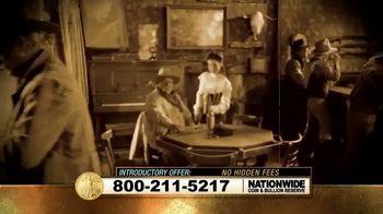 Nationwide Gold & Bullion Reserve TV Spot, 'At Cost Gold' - Thumbnail 9