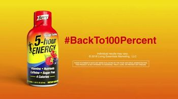 5 Hour Energy TV Spot, 'Not Without a 5-Hour' - Thumbnail 9