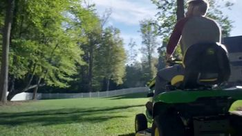 John Deere X350 Select Series TV Spot, 'More Than A Yard' - Thumbnail 1