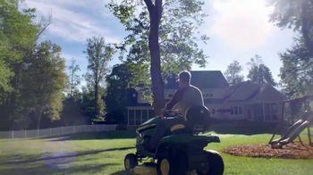 John Deere X350 Select Series TV Spot, 'More Than A Yard' - Thumbnail 5