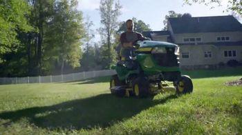 John Deere X350 Select Series TV Spot, 'More Than A Yard' - Thumbnail 6