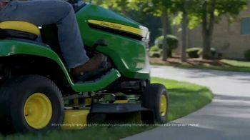 John Deere X350 Select Series TV Spot, 'More Than A Yard' - Thumbnail 7