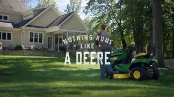 John Deere X350 Select Series TV Spot, 'More Than A Yard' - Thumbnail 8