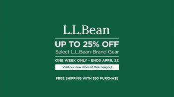L.L. Bean TV Spot, '25 Percent Off: Paddle Boarding' - Thumbnail 8