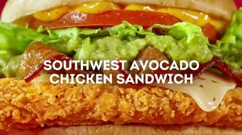 Wendy's Southwest Avocado Chicken and Sandwich TV Spot, 'Headed Southwest' - Thumbnail 3