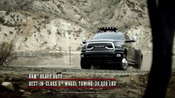 Ram Spring Sales Event TV Spot, 'Long Live Growth: Restoration' [T1] - Thumbnail 3