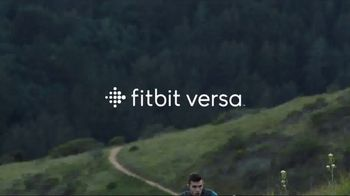 Fitbit Versa TV Spot, 'Fit-For-All Fit' - Thumbnail 1