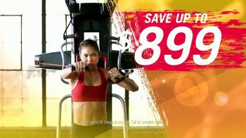 Bowflex Get Summer Fit Sale TV Spot, 'Fitness Isn't One Size Fits All' - Thumbnail 6