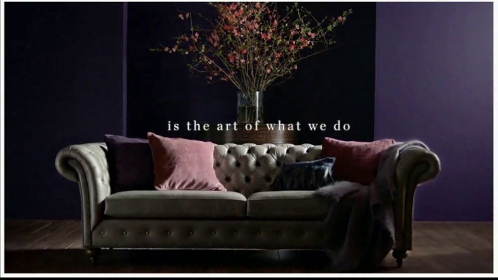 Ethan Allen Tv Commercial Every Detail Matters Song By Anna
