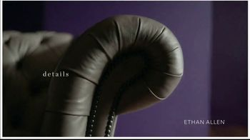 Ethan Allen TV Spot, 'Every Detail Matters' Song by Anna Dellaria - Thumbnail 2