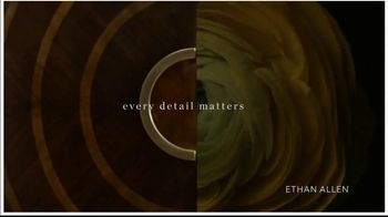 Ethan Allen TV Spot, 'Every Detail Matters' Song by Anna Dellaria - Thumbnail 6
