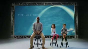Explore St. Louis TV Spot, 'Sterling K. Brown in the Know: Family Fun' - Thumbnail 1