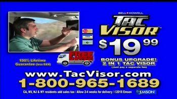 Bell + Howell Tac Visor TV Spot, 'Light-Filtering Technology' - Thumbnail 10