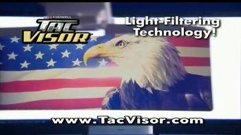 Bell + Howell Tac Visor TV Spot, 'Light-Filtering Technology' - Thumbnail 4