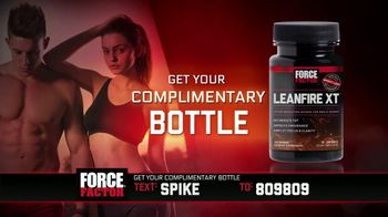 Force Factor Leanfire XT TV Spot, 'Up and Down: Everywhere' - Thumbnail 6