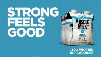 Cytosport Muscle Milk TV Spot, 'Strong Feels Good: Block Party' - Thumbnail 8