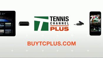 Tennis Channel Plus TV Spot, 'Watch ATP Action' - Thumbnail 10