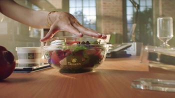 Panera Bread Delivery TV Spot, 'Eaten at Your Desk' - Thumbnail 2