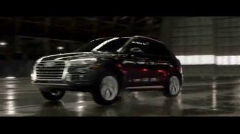2018 Audi Q5 TV Spot, 'Pioneering Performance' [T2] - Thumbnail 4