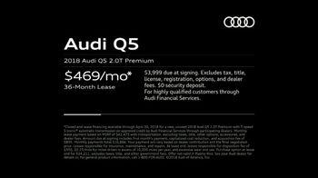 2018 Audi Q5 TV Spot, 'Pioneering Performance' [T2] - Thumbnail 7